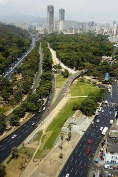Caracas, Jardin Botanico Plaza Venezuela