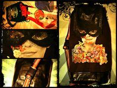 "Backpack ""Familiar-Unfamiliar"" Matt Klinn 2012"