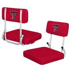 Texas Tech University Stadium Seat Folding Bleacher Chair
