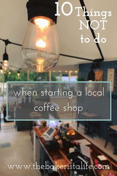 How (not) to start a Coffee Shop - Starting A Business - Ideas of Starting A Business - Coffee Shop Entrepreneur Startup How not to start a coffee shop Small Business Prepare to succeed Failure is not an option Coffee Shops, Small Coffee Shop, Coffee Shop Bar, Coffee Shop Design, Coffee Cafe, Coffee Drinks, Coffee Shop Counter, Coffee Truck, French Coffee Shop