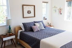 Melissa and Ramzy's Colorful, Creative & Comfortable Home
