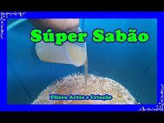 Super Sabão Caseiro # IV (como fazer) - YouTube