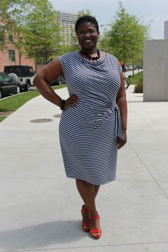 A brilliant style blog for the curvy, fashionable, mature woman.