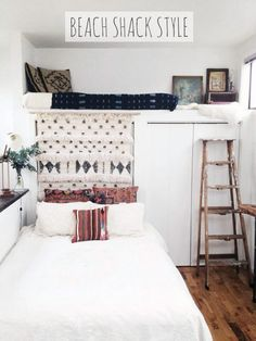 Hmmmmm, maybe we should have a second loft bed in a guest room...