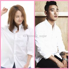 Mondaycouple For more update please visit our instagram account monday_sugar #mondaycouple #runningman #kanggary #songjihyo
