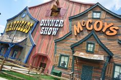 Hatfield and McCoy show in Pigeon Forge