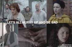 "Outlander ""Vive les Frasers"" promo: Connie Verzak takes a closer look at the new Season 2 trailer - Scotland Now"