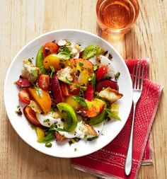 Stephanie Izard's Recipe for Tomato, Stone Fruit and Fresh ...
