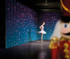 Scottish Ballet's Nutcracker, with Constance Deverney