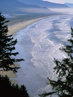 nahaelem Manzanita beach.. amazing area of oregon