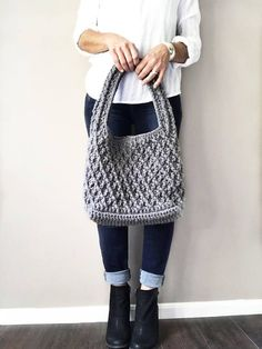 CROCHET PATTERN The Kiara Bag Crochet Bag Pattern Crochet