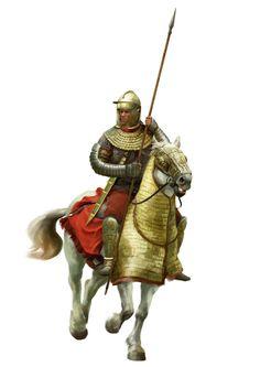 18e62683a9f Roman cataphract by https://josephqiuart.deviantart.com on @DeviantArt  Imperial