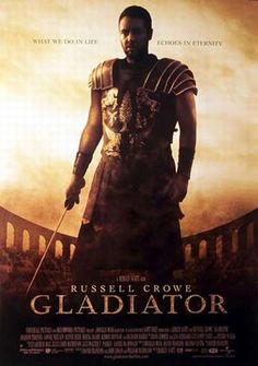 Russell Crowe - Gladiator.