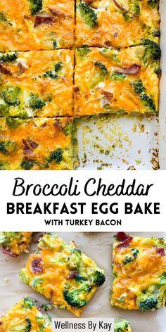 Veggie Breakfast Casserole, Healthy Low Carb Breakfast, Healthy Casserole Recipes, Baked Egg Casserole, Easy Egg Breakfast, Gluten Free Casserole, Easy Breakfast Casserole Recipes, Healthy Egg Recipes, Egg Recipes For Breakfast