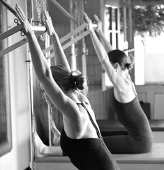 Pilates Wall Tower