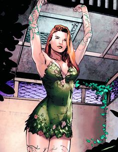 "hawkmans: "" Poison Ivy : Cycle of Life and Death #02 (2016) ""Written by Amy Chu Art by Clay Mann, Seth Mann, Jonathan Glapion, Art Thibert & Ulises Arreloa "" """