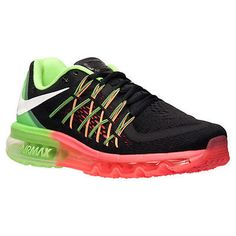 buy popular 40cdb bc0a5 Nike Women s Air Max 2015 Running Sneakers from Finish Line Shoes - Finish  Line Athletic Sneakers - Macy s