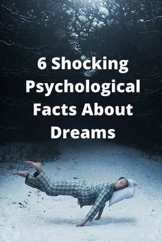 We tend to try and analyze our dreams, but how much do we actually know about this psychological phenomenon in the first place?