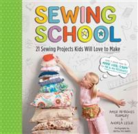 Sewing For Kids Easy Sewing School - 21 Sewing Projects for Kids - Sewing School, Sewing Class, Sewing Basics, Sewing Hacks, Sewing Tips, Basic Sewing, Sewing Tutorials, Free Sewing, Sewing Ideas