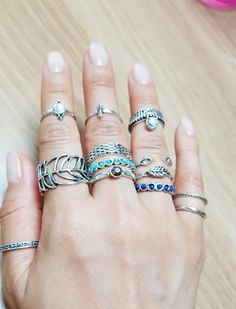 Moment, Silver Rings, Photos, Jewelry, Fashion, Trends, Moda, Pictures, Jewlery