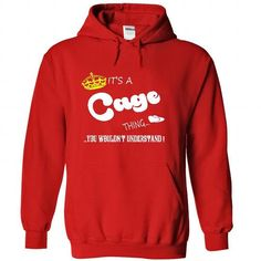 Its a Cage Thing, You Wouldnt Understand !! tshirt, t shirt, hoodie, hoodies, year, name, birthday T-Shirts, Hoodies (39.9$ ==► Order Shirts Now!)