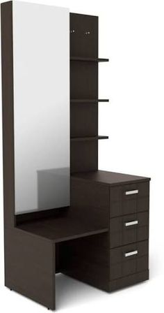 Wardrobe With Dressing Table, Dressing Table Storage, Furniture Dressing Table, Bedroom Dressing Table, Dressing Table Design, Dressing Table Mirror, Dressing Area, Dressing Tables, Bedroom Cupboard Designs