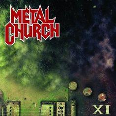 Metal Church - XI - (2016)