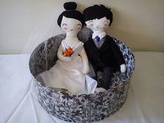 Muñecos de novios II
