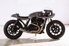 motorrad bild slate hammer harley cafe racer - Slate Cafe Ideas