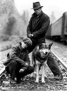 The Journey of Natty Gann (1985). John Cusack as Harry. This is when I fell in love with him!!!!!!!!!!!