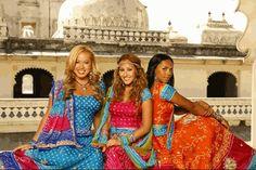 Cheetah Girls One world Les Cheetah Girls, Old Disney Channel, Indian Costumes, Adrienne Bailon, Indian Look, Disney Stars, Girl Wallpaper, Wedding Wear, Indian Sarees