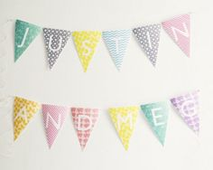 free printable banner to customize