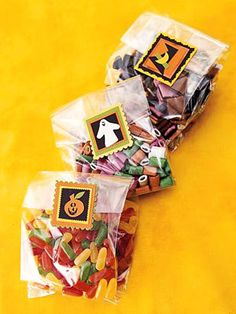 Fun Ways to Disguise Halloween Candy & Party Favors