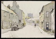 Poulton-le-fylde, near Blackpool Blackpool Uk, Free Magazines, Places Ive Been, Watercolor Art, Past, Nostalgia, Memories, Explore, Painting
