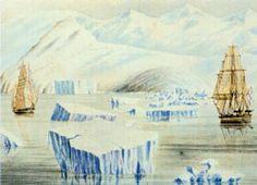 Antarctic Explorers: James Clark Ross