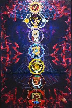 Scientific Chakra Workup Kundalini is the highest and Fullest expression of One's DNA Potential ! DNA structure and Kundalini resembles . dr shashikant