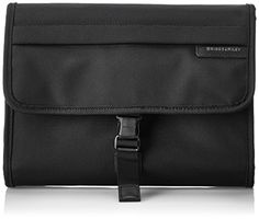 Briggs  Riley Deluxe Toiletry Kit Black One Size *** You can get additional details at the image link.