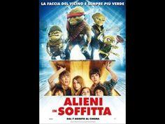 Alieni in soffitta - film completo italiano
