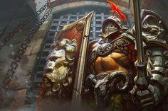VainGlory Lance Gladiador