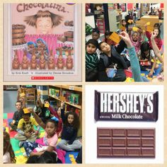 Chocolatina by Erik Kraft - Ogle Elem Lib lesson
