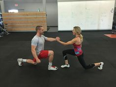 The Must-Try Couple's Workout: Look Amazing and Bond With Your Guy