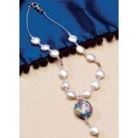 Geisha Necklace   InterweaveStore.com