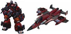 Decepticon Thrust G1