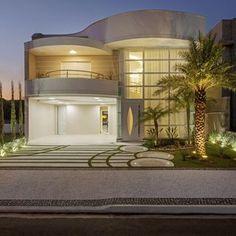 Decoração Casas Modernas Fachada Casa Tripoli aquilesnicol 69615