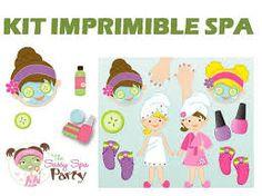 Resultado de imagen para fotos de spa para niñas