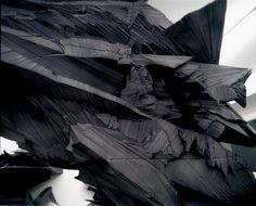 ARTIST : Sonja Vordermaier, Formed absence of light, 2008 (detail)