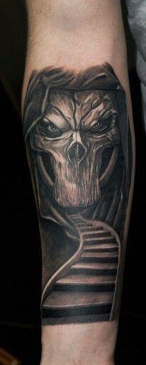 Second #tattoo #darksiders #death