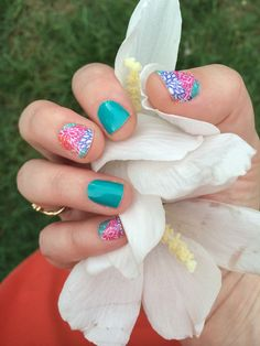 Jamberry's Punchy Puff and Aquamarine   http://AnnaJoy.JamberryNails.net/product/punchy-puff http://AnnaJoy.JamberryNails.net/product/aquamarine