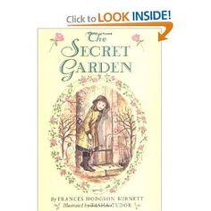 June 2013: an outstanding children's book: Frances Hodgson Burnett's The Secret Garden