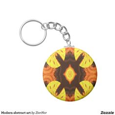 Shop for customizable Kaleidoscope keychains on Zazzle. Buy a metal, acrylic, or wrist style keychain, or get different shapes like round or rectangle! Round Button, Different Shapes, Abstract Art, Buttons, Modern, Trendy Tree, Plugs